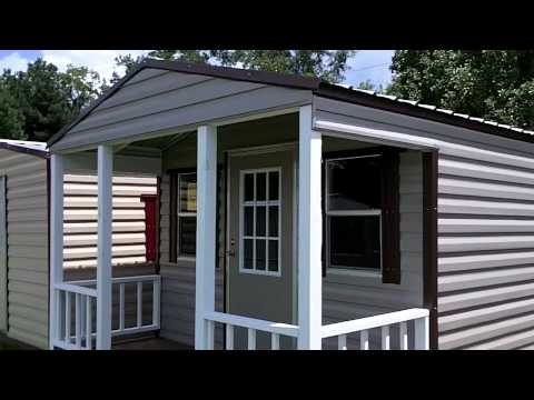 Buy A Tiny House for $100 Down – Tiny Homes, Mortgage Free, Self Sufficient, Living Off The Grid!