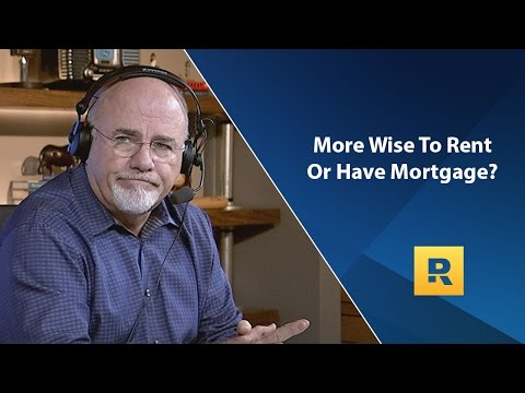 More Wise To Rent Or Have A Mortgage? – Twitter Question